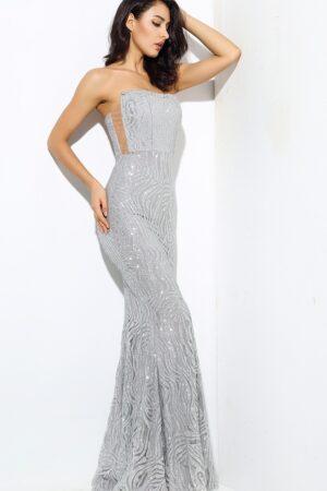 silver sequin dress (12)
