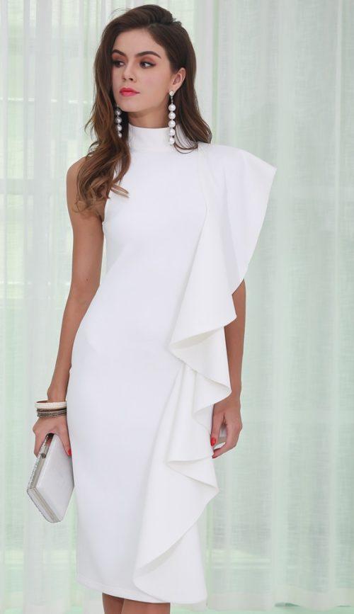 white midi dress (1)