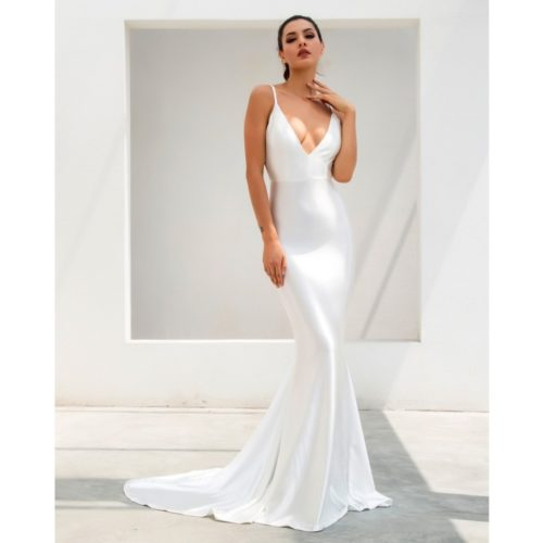 Samantha White Gown 2