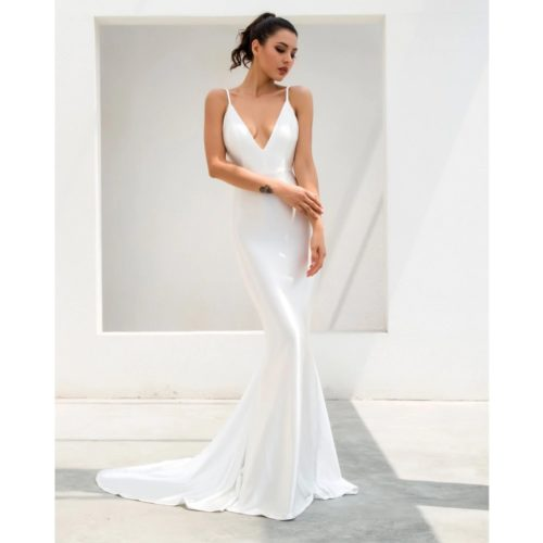 Samantha White Gown 3